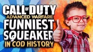 Advanced Warfare - The Funniest Badass Squeaker in COD History!! (Advanced Warfare Funny Moments)
