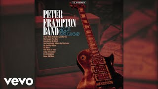 Peter Frampton Band - The Thrill Is Gone (Audio) ft. Sonny Landreth