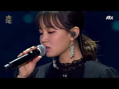 제32회 골든디스크 스페셜   이하이 '한숨'♪