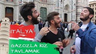 Türk Gazozu İle İtalyan Kızları Tavladık! 🇮🇹