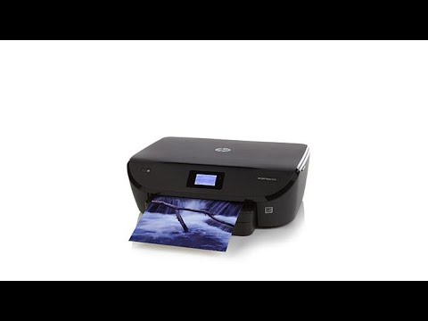 video HP ENVY Photo 6255 All in One Photo Printer with Wireless Printing, Instant Ink ready