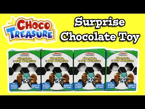 Baixar Choco Treasure Surprise Toy Chocolate Balls (Kinder Eggs)