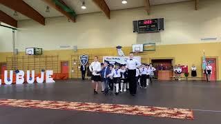 Ślubowanie klas pierwszych w SP3 w Sławnie