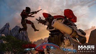Mass Effect: Andromeda - 4K Játékmenet Trailer