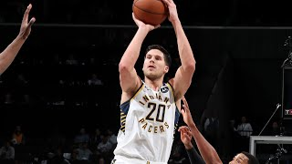 Indiana Pacers Highlights vs  Brooklyn Nets | November 18, 2019