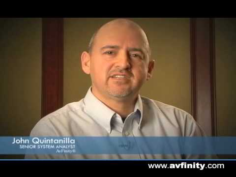 AvFinity Airs Integrated Router Solution - John Quintanilla - Sr. Systems Analyst