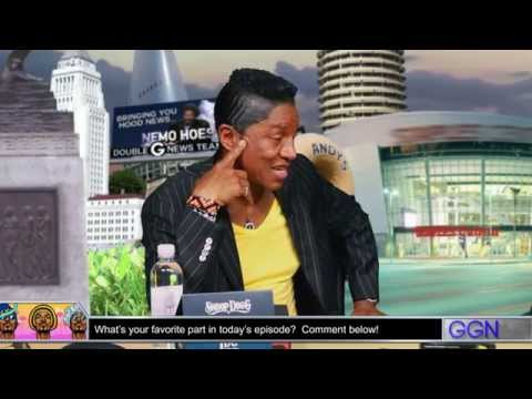 Jermaine Jackson and Snoop Dogg (GGN NEWS)