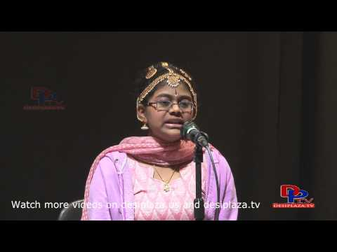 Part 22 Sai Harshina Performing At NATS Balala Sambaralu