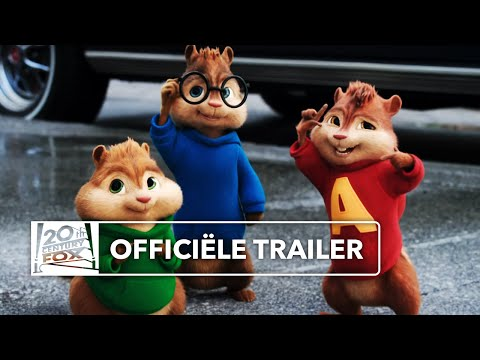 Alvin and the Chipmunks: The Road Chip'