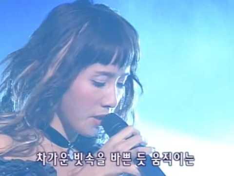박혜경 - Rain (Live, 2002年)