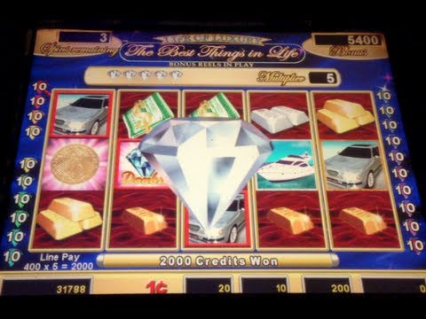 Life of luxury online slot machine