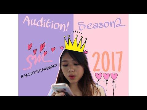 ติ่งเกาหลีโง่ๆ ไปออดิชั่น SM 2017 season2 (โดนเรียกด้วยเว้ยยยย)