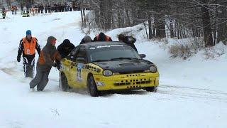 Sno* Drift Rally Atlanta Michigan 2012