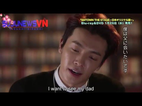 [ENGSUB][SUJUNEWSVN] SMTOWN THE STAGE - SUPER JUNIOR - UNPUBLISHED INTERVIEW