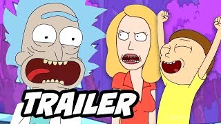 Rick and Morty Season 3 Episode 9 Promo Breakdown