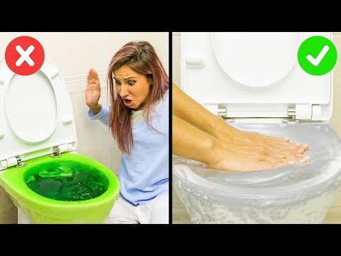 23 SMART BATHROOM HACKS YOU CAN'T MISS