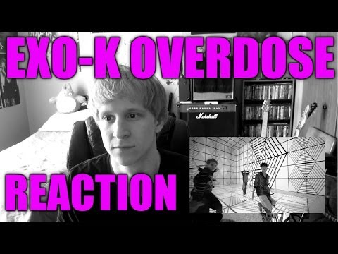 EXO K Overdose 중독 Reaction - MRJKPOP