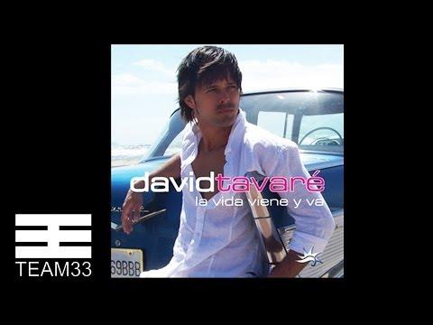 David Tavaré - La Vida Viene Y Va (Audio)