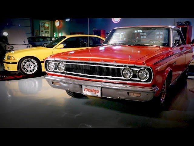 1965 Dodge Coronet 500 vs. 1995 BMW M3 - Generation Gap: Coupes