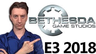 Grading Bethesda's Press Conference E3 2018 - ProJared