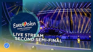 Eurovision Song Contest 2018 - Second Semi-Final - Live Stream