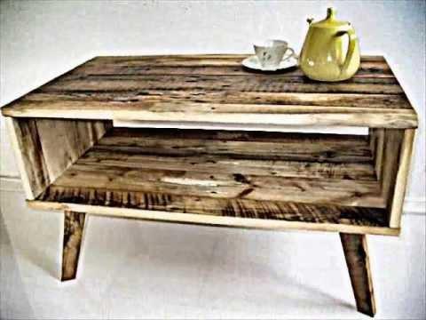 gebrauchte europaletten recyceln moderne m bel aus palettenholz youtube. Black Bedroom Furniture Sets. Home Design Ideas