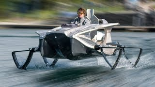 8 Unique Watercraft's Will Change The Way People Travel | Coolest Means Of Transport On Water
