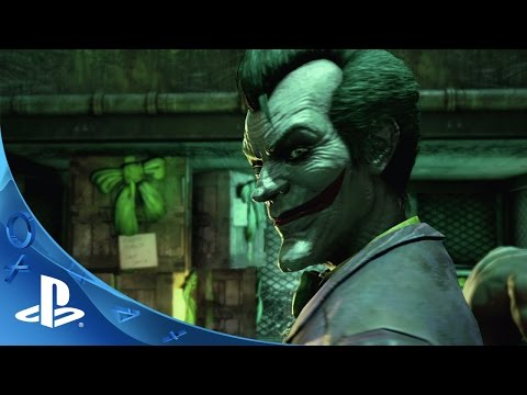 Batman: Return to Arkham Trailer