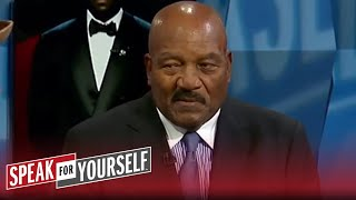 Whitlock 1-on-1: Jim Brown likes that NBA stars spoke out at the ESPYs | SPEAK FOR YOURSELF