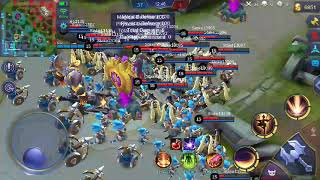 Red minions vs blue minions (I HAVE KILLED THE LORD)