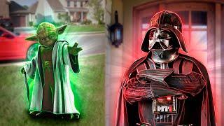 Darth Vaders New Neighbor. A Star Wars story