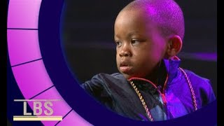 Meet Viral Sensation Kid Dancer Tavaris Jones | Little Big Shots Aus Season 2 Episode 3