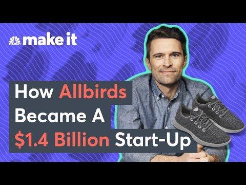 How Allbirds Became A $1.4 Billion Sneaker Start-Up – The Upstarts ...