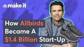 How Allbirds Became A $1.4 Billion Sneaker Start-Up