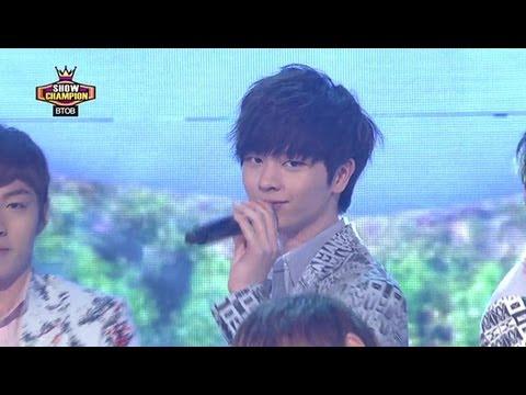 BTOB - 2nd Confession, 비투비 - 두 번째 고백, Show Champion 20130424