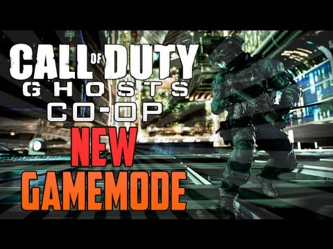 """Call Of Duty Ghosts"" CO-OP ""New GameMode"" Hinted! Spec Ops Returning? - Smashpipe Games"