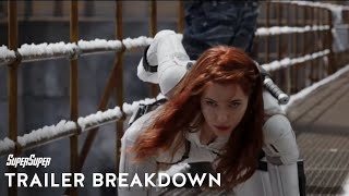 Black Widow Teaser Trailer Breakdown in Hindi | SuperSuper
