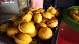 Lang Thang Cần Thơ Ăn Bánh Xèo 7 Tới ngay chợ Nổi Cái Răng