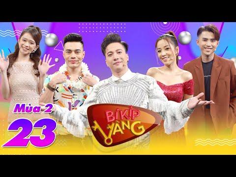 Bí Kíp Vàng Mùa 2 | Tập 23: Puka đuổi Linh Ka về vì không hợp vía, Will