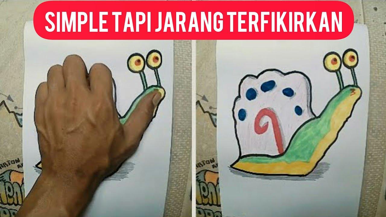 10 Trik Cara Mudah Dan Simple Belajar Menggambar Warna Warni Kreatif How To Drawing Art Zhc