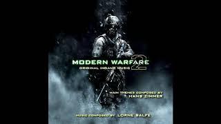 Modern Warfare 2 Soundtrack - 39 The Enemy Of My Enemy Is My Friend