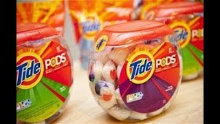 Teens are eating laundry detergent for the