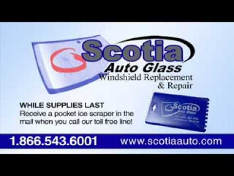 Scotia Auto Glass 3 tips for windshield repair / Rock Chip