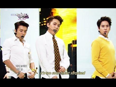 Music Bank with Eng Lyrics   뮤직뱅크 (2014.04.13)