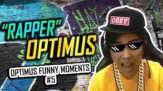 """RAPPER"" OPTIMUS? 
