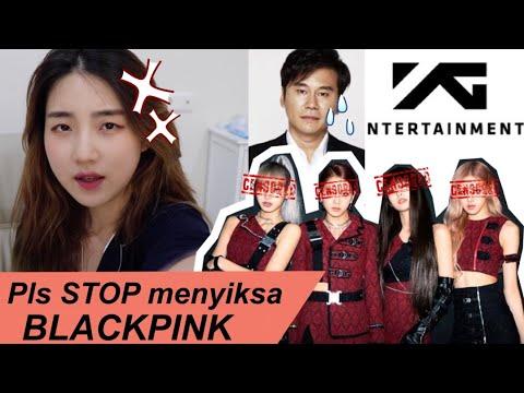 Aku khawatir kondisi mereka : Black Pink - Kill This Love (Part 1)