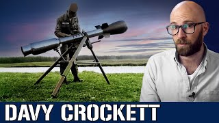 The Davy Crockett: America's Tactical Nuclear Weapon