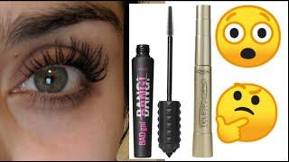 Benefit Best Selling Mascaras VS Loreal Telescopic Mascara!
