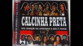 """""""SEU AMOR É BOM/UM NOVO AMOR """"GOODBYE"""" - CALCINHA PRETA"""