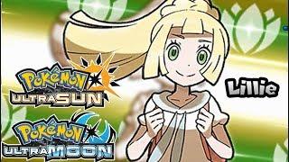 Pokemon Ultra Sun & Ultra Moon - Vs Trainer Lillie [Team Prediction]
